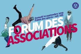 Forum des associations Grenoble @ Palais des sports